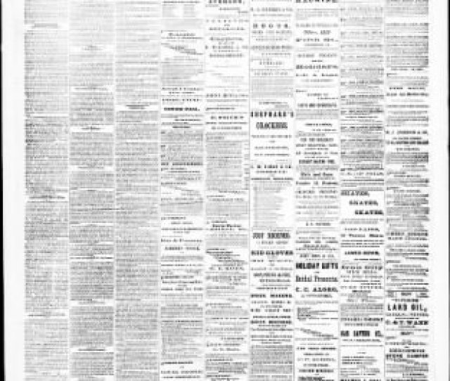 The Pittsburgh Daily Commercial From Pittsburgh Pennsylvania On December 22 1866  C2 B