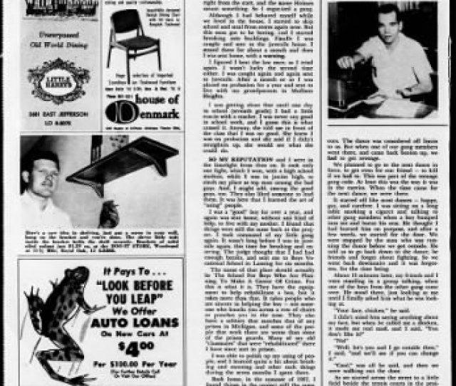 Detroit Free Press From Detroit Michigan On February 27 1966  C2 B