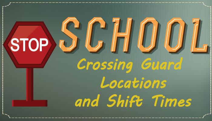 Crossing School Locations