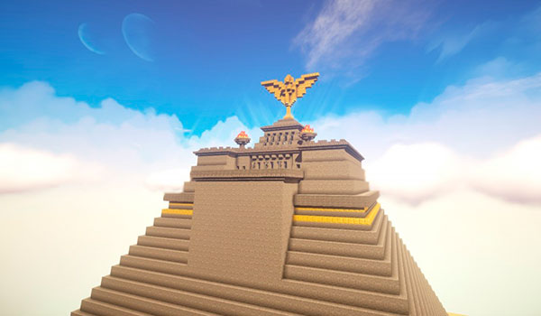The Pyramid Game Of Thrones In Minecraft Minecraft 1122