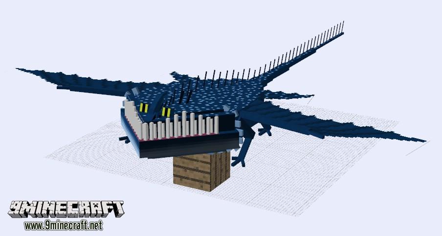 Summon Dragon Minecraft
