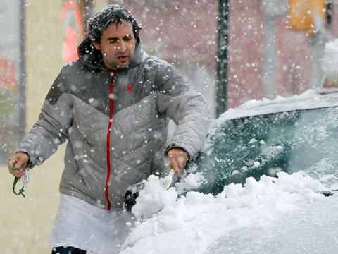 Капризы погоды стоили жизни 17 американцам. непогода, погода, снегопады, США. НТВ.Ru: новости, видео, программы телеканала НТВ