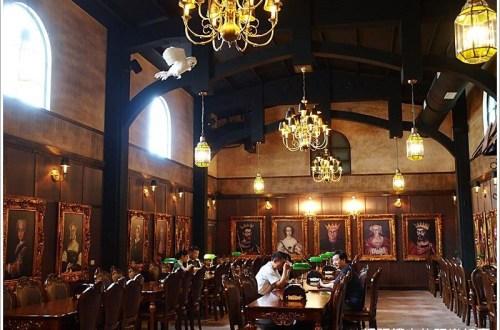 【宜蘭礁溪】四圍堡車站 哈利波特的主題餐廳 山寨村旗下第二個新景點!