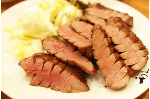 【東京車站必吃】利久牛舌 來自仙台的排隊美食
