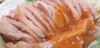 【台北美食】名傳鵝肉  榮總旁人氣第一的小吃攤