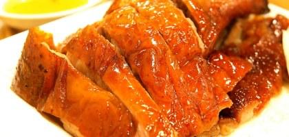 彰化也有不輸香港的燒鵝!品八方燒鵝小餐館