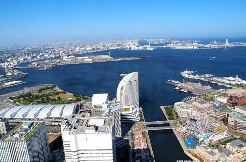 【橫濱住宿】Royal Park Hotel 可以看到摩天輪及橫濱港灣的優質窗景