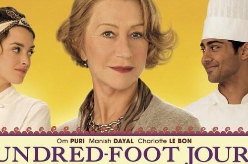 電影【美味不設限】The  HUNDRED FOOT JOURNEY孟買廚子變身為米其林大廚