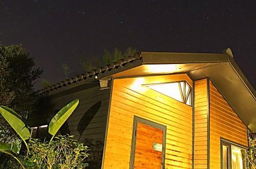 【宜蘭】波卡拉渡假會館 座落在礁溪鄉間的小木屋