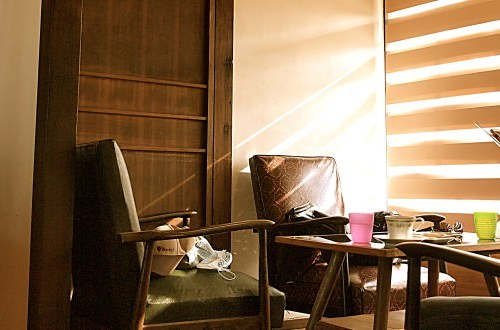 【宜蘭】木房子咖啡。茶館 學生蹺課會被老闆趕出門的人文咖啡館