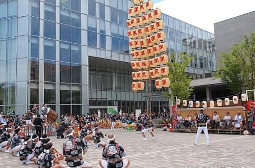 【遠見專欄】日本東北的年度盛事–秋田竿燈祭