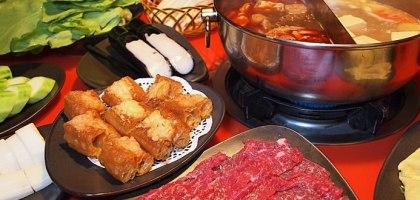 【台北東區】樂道麻辣鍋 提供台南溫體牛肉與特製蝦仁油條的火鍋店