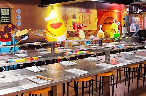 【彰化觀光工廠】台灣優格餅乾學院 餅乾吃到飽及餅乾DIY的魔法城堡