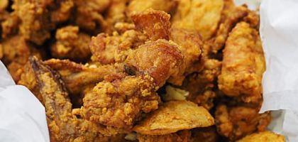 【濟州島美食】joong ang chicken 중앙 통닭濟州島第一的排隊炸雞@西歸浦市場美食