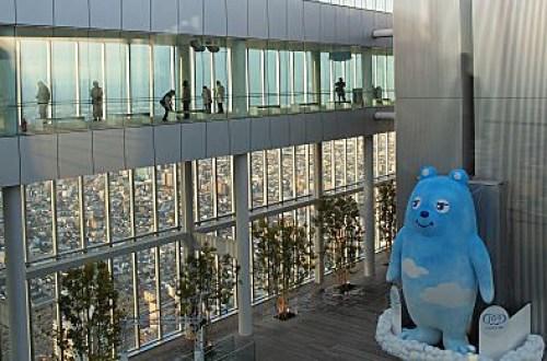 【大阪】全大阪最高的阿倍野展望台あべのハルカス300