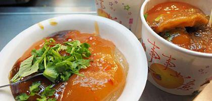 【台北美食】肉丸、甜不辣 文林路橋旁小吃