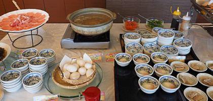 【沖繩】AJ Kouki Resort Hotel 附漂亮海灘早餐還有沖繩豬肉涮涮鍋的優質住宿