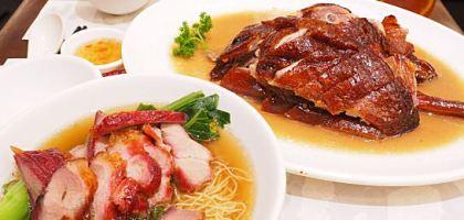 【香港美食】甘牌燒鵝 鏞記第三代出來開店的米其林一星燒鵝