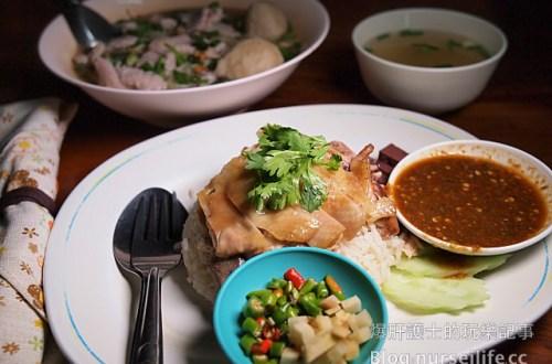 【擺鎮\拜城\pai】James海南雞肉飯、米粉湯 便宜又好吃的當地人氣店
