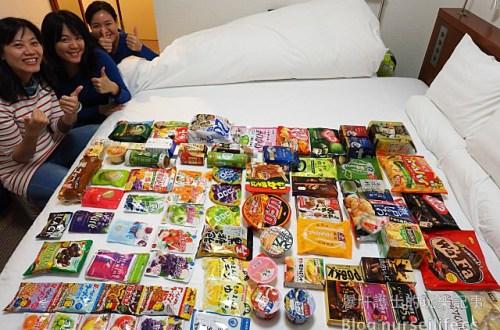 日本超市絕對不能錯過的70種必買零食