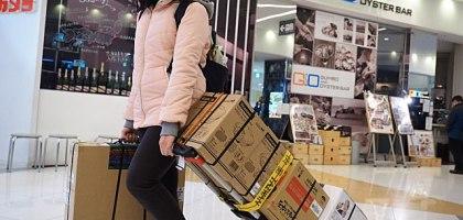 紅眼虎航台北東京平和島溫泉泡湯、購物、爽吃一日生活圈