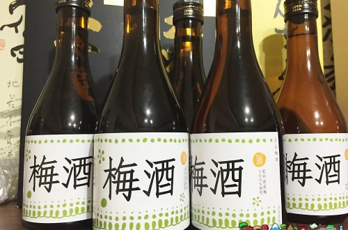 日本梅酒|立山梅酒