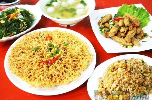 屏東、小琉球|高記在地小吃–國宴主廚招牌蜂巢蝦值得一試