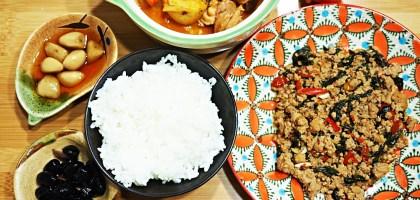 超下飯!方便好吃的泰印料理即時包