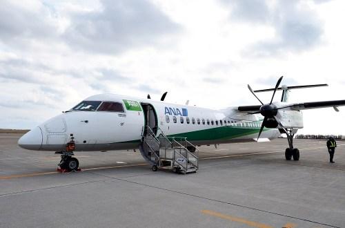 ECO First Airline.ANA不僅是乘載工具也是環保先鋒