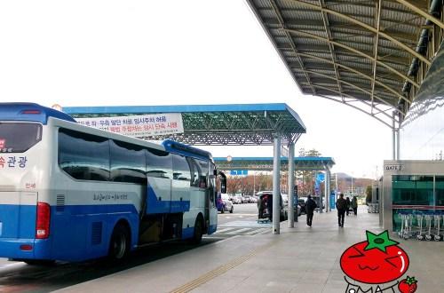 大邱機場來往市區的巴士搭乘攻略