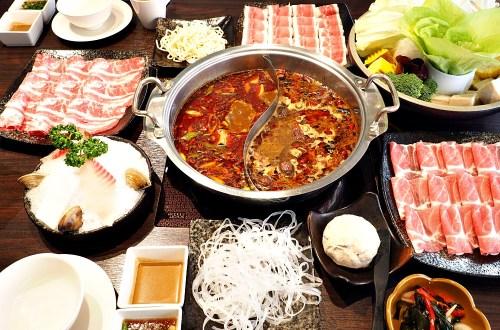 天母四一町 鍋物料理|蒙古鍋、麻辣鍋.巷弄中家庭式的圍爐味