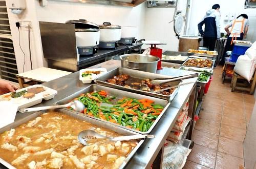 千代采食|天母人的廚房.少油少調味健康取向的外帶便當店
