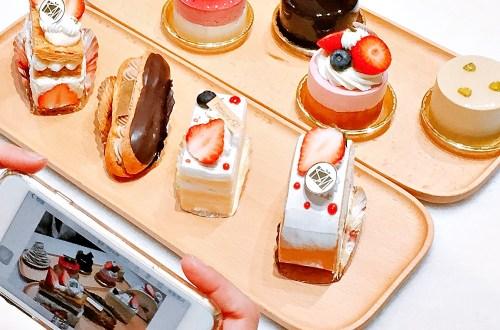 ISM 主義甜時 日本職人手作甜點.獲得天皇勳章的達克瓦茲就在天母