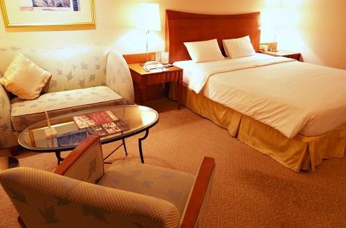 小樽住宿 小樽公園大飯店 .緊鄰AEON賣場與小樽港的便利住宿