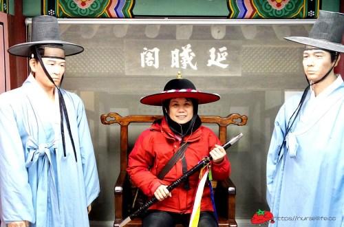 韓國、濟州島|濟州牧官衙尋訪.判官領相coslpay,審問犯人自己來!