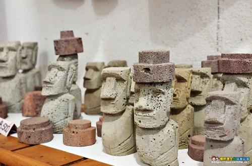 復活節島必買|摩艾石像、吊飾、磁鐵.滿滿的摩艾周邊商品
