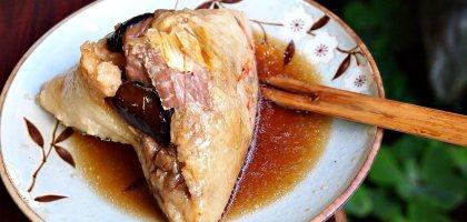 台南、中西區|再發號.飄香百年的八寶肉粽