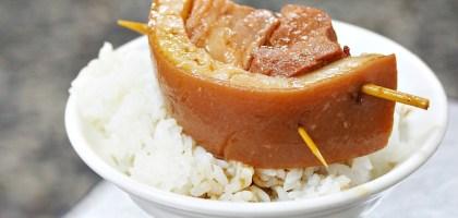 彰化|榕樹下過溝仔爌肉飯