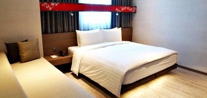 台南飯店|文悅旅棧.平價又親切的舒適住宿