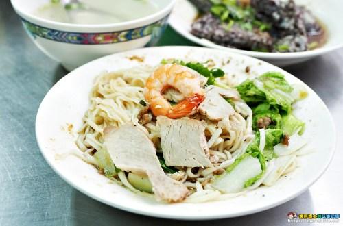 台南、中西區|老恭水餃、肉燥意麵