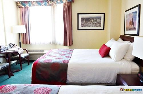加拿大飯店|卡加利 Ramada Plaza 周邊有溫蒂漢堡與麥當勞