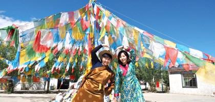 中國、西藏|日喀則羅林村.藏人生活一日體驗