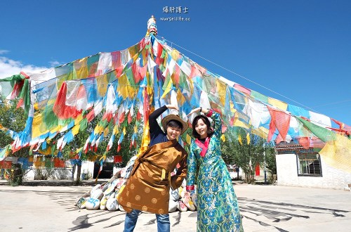 中國、西藏 日喀則羅林村.藏人生活一日體驗