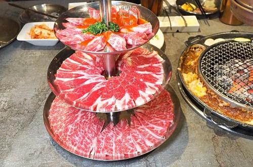 kako kako 日韓燒肉|台中公益路燒肉.大份量Prime等級牛肉好超值