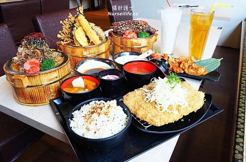 虎川山丼本舖|一中街的大份量平價日式丼飯.還可加飯、加湯與免費上網