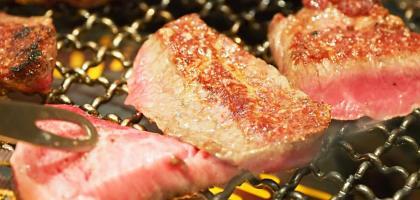 大阪|黑毛和牛燒肉!肉處 阿倍野 きっしゃん