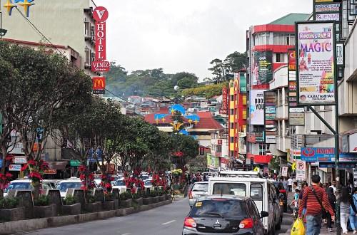 碧瑤市區|逛街、購物、到機場,總之先到半山腰來吧!
