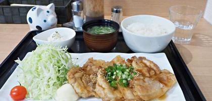 北海道 ひこま豚食堂.當地人帶路的美味豬肉料理食堂