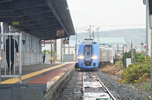 稚內車站.日本JR再厲害也只能開到這裡