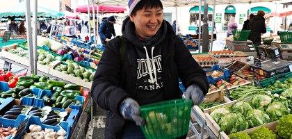 卡奧爾Halle Cahors.不僅美味也充滿人情味的小鎮市場